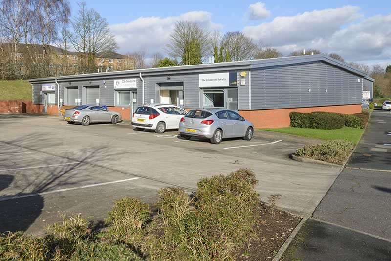 Kings Norton Business Centre Location