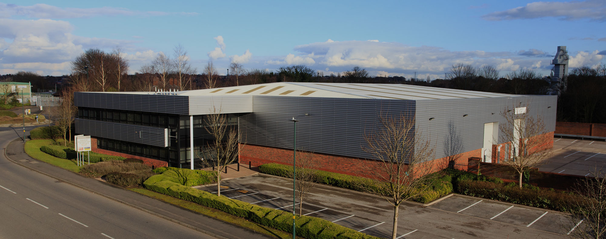 Over 800,000 sq ft of industrial/warehouse, showroom and office accommodation